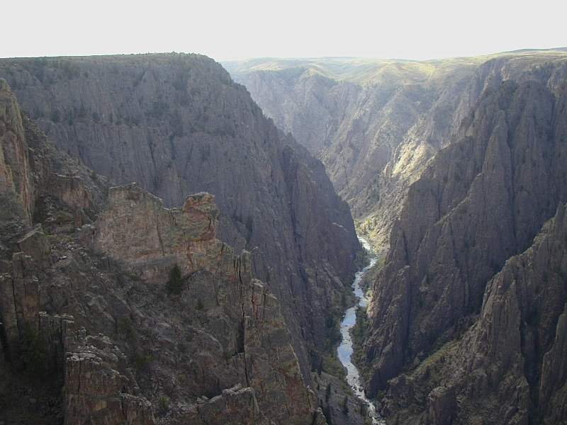 Black Canyon of the Gunnison National Park, North Rim