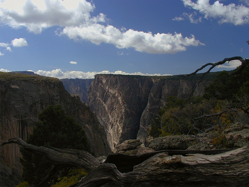 black canyon is the largest and Black canyon of the gunnison national park: 10 ways to see the park colorado's own grand canyon is a hidden natural treasure, ready for you to discover.